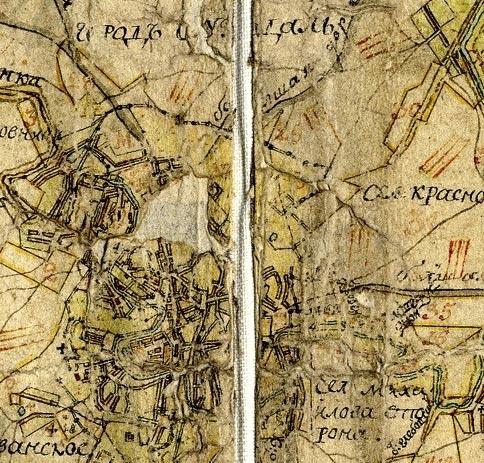 Ozi Карты Владимирская Губерния