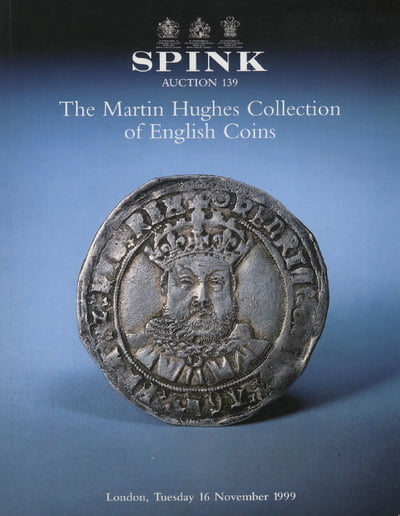 The Martin Hughes Collection of English Coins