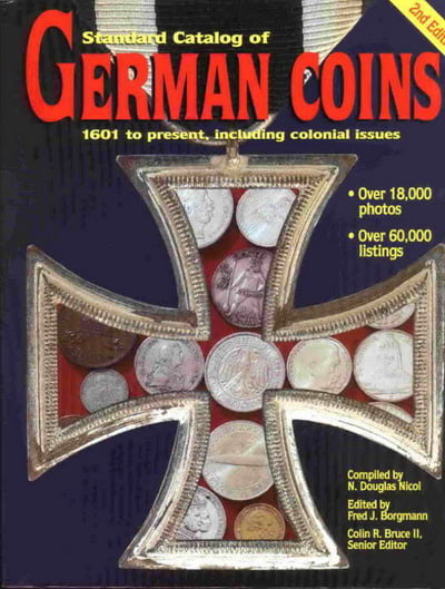 Standard Catalog of German Coins 1600 to Present, Second Edition