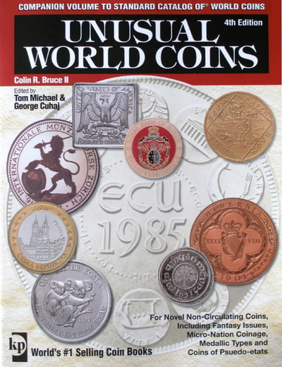 Unusual World Coins, 4th Edition